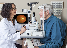 Retinal Detachment Treatment in Des Plaines, IL